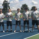 Boys Varsity Tennis beats South Putnam 5 – 0