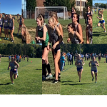 Girls Compete at Jon Mitchell Invitational