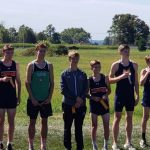 Boys Cross Country Compete at Jon Mitchell Invitational
