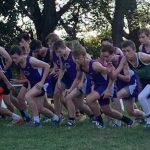 Greencastle Cross County Finishes 4th at Putnam County Championship