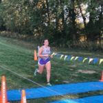 Tiger Cub Girls Cross County compete at the Putnam County Championship