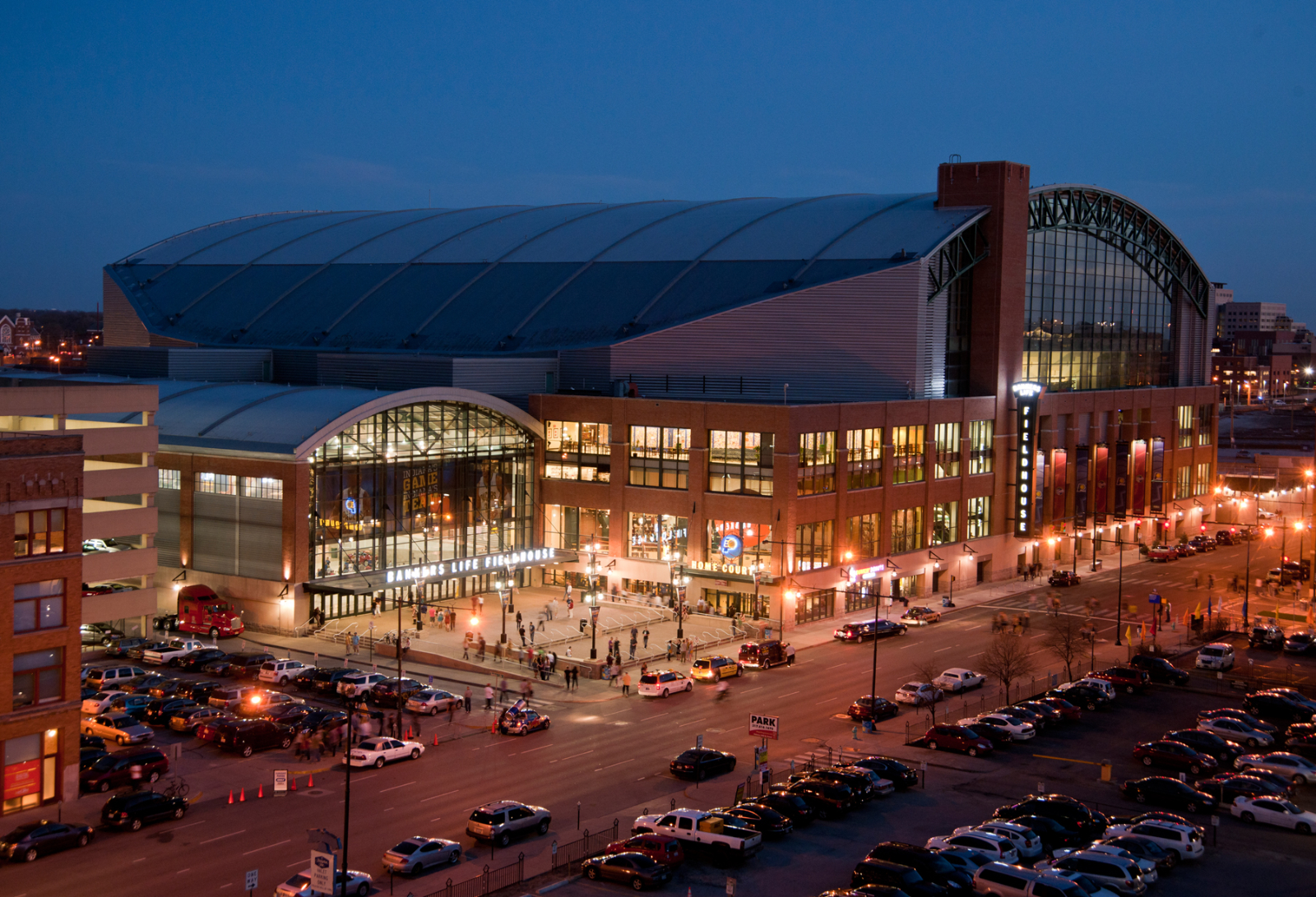 Girls Basketball to play at Bankers Life!
