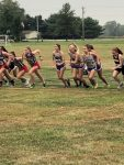 Tiger Cub Girls finish 7th Place at Cascade