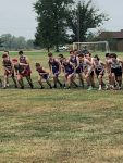 Tiger Cub Boys Cross Country finish in 3rd place at Cascade, Menzel finishes 1st Overall