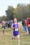 Adams's Cross Country season ends at Regional. Menzel moves on to Semi-State