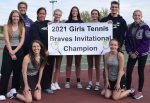 Tiger Cub Girls Tennis Wins Four-team Terre Haute South Braves Invitational Tournament