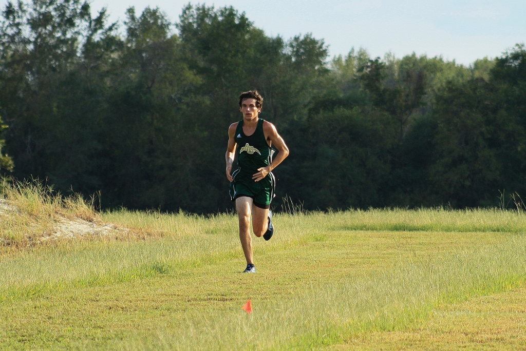Ayden-Grifton Cross Country competes for ECC title today!