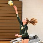 Lady Chargers Volleyball enter playoffs as #1 seed!