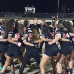 Las Vegas High School Girls Varsity Flag Football beat Valley High School 13-0