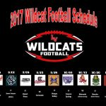 Get Ready for Wildcat Football 2017!
