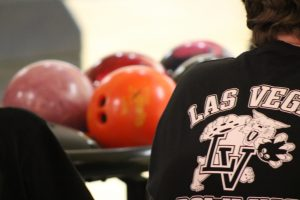 Bowling Senior Night vs Arbor View