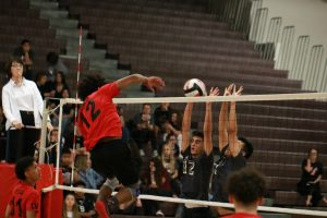 Boys Volleyball vs Rancho
