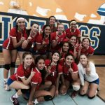 Volleyball Season ends in First Round