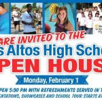 Open House on February 1st