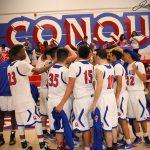 Boys Basketball Dominates 1st Round