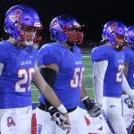 Conquerors Crush the Titans in the First Round of CIF