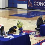 4 Conquerors Sign Letters of Intent