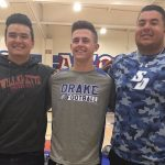 Three More Conquerors Sign Letters Of Intent