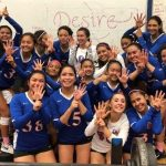 Volleyball Sweeps Diamond Ranch for 6th Consecutive League Championship