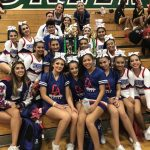 Cheer Takes 1st Place in First Competition as a CIF Sport