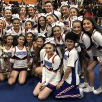 Cheer Sweeps Division at La Puente Competition