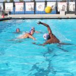 Water Polo Finishing Strong
