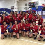 Volleyball Wins 7th Straight League Title