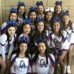 Cheer Qualifies for Nationals
