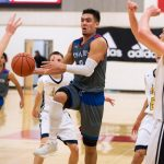 Lucas Leads the Way with 36 points as Los Altos Dominates Charter Oak