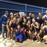 Girls Water Polo Scores Late Goal to Win Hacienda League Title