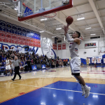 How Jarod Lucas of Los Altos kept cool and broke the all-time section scoring record