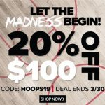 Los Altos Sideline Store March Madness Promotion