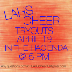 Cheer Clinic and Tryouts This Week