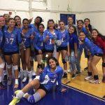 Girls Volleyball Will Host Westridge in 1st Round of CIF