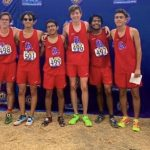Boys Cross Country Qualifies for CIF Finals