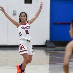 Girls Basketball Clinches Share of Hacienda League Title