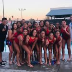 Back to Back League Championships for Girls Water Polo