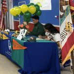 Two Conquerors Sign Letters of Intent