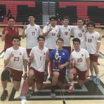 Boys Volleyball Wins Tustin Tournament