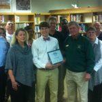 Congratulations Garrett Gibson – WJBF Channel 6 Scholar Athlete