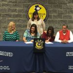 Breanna and Brooke Benenhaley Sign With Florence-Darlington Tech