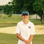 Colin Trahan is All Region Golfer