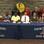 STHS Athletes Sign To Play College Ball