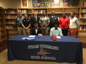 Brice Brown, Chad Gilchrist, & DeAndre Ryan Sign to Play at the College Level