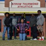 STHS Players Build Memories at SC-GA Border Bowl IV