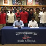 Rebel Athletes Sign to Play Football At The Next Level