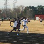 Strom Thurmond High School Boys Varsity Track finishes 4th place