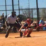 Strom Thurmond High School Varsity Softball falls to Boiling Springs High School 11-0