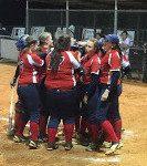 Strom Thurmond High School Varsity Softball falls to Midland Valley High School 10-2
