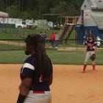 Strom Thurmond High School Junior Varsity Softball falls to Midland Valley High School 5-4